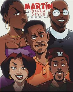 Culture Within Music Black Cartoon Characters, Black Girl Cartoon, Dope Cartoon Art, Dope Cartoons, Black Love Art, Black Girl Art, Black Tv, African American Art, African Art
