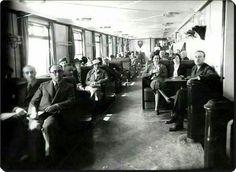 Istanbul'da vapur yolculari, 1940lar...