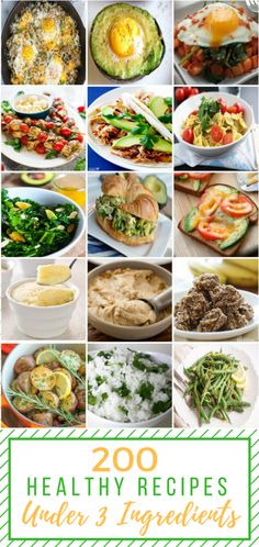 Shares This is the ULTIMATEresource for cheap and healthy dinner recipesthat anyone can make without breaking the bank. Eat well for less with these affordable and healthy meal ideas! Chicken Lemon-Rosemary Chicken Thighs from MyRecipes Baked Honey Mustard Chicken from Allrecipes Roast Chicken & Sweet Potatoes from Eating Well Pan-Roasted Chicken with Brussels Sprouts and …