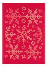 Ekelund Weavers Julstjärnor Tea Towel