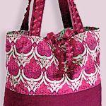 45+ Free Tote Bag Patterns & Tutorials: {Sewing}