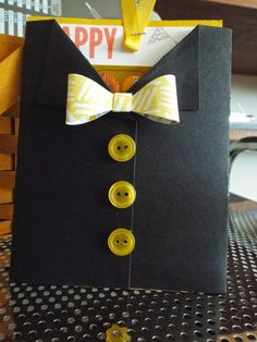 Unique Ink: Thinlet Mini Treat Bag Gift Card Holder