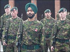 British Army considering creation of Sikh regiment - http://sikhsiyasat.net/2015/02/24/british-army-considering-creation-of-sikh-regiment/
