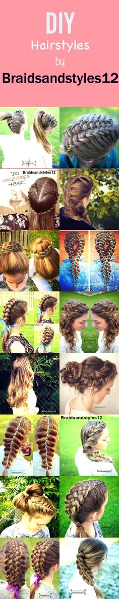 DIY Hair Tutorials and Braid Tutorials by Braidsandstyles12 for every occasion.  Braids, Updos, Fashion, Beauty, Hairstyles  Youtube :https://www.youtube.com/channel/UC8ouEGIBm1GNFabA_eoFbOQ
