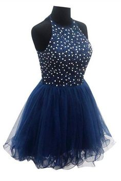 Cute Homecoming Dress,A-Line Homecoming Dress,Short Prom Dress sold by Morebeauty. Shop more products from Morebeauty on Storenvy, the home of independent small businesses all over the world. Navy Blue Prom Dresses, Cute Homecoming Dresses, Prom Dresses Blue, Party Dresses For Women, Prom Gowns, Dresses Dresses, Formal Dresses, Wedding Dresses, Photos Of Dresses