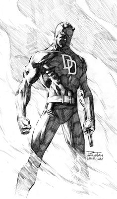 Daredevil by Philip Tan
