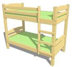 Best Of Wooden Bunk Bed Plans