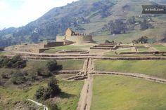 Ruinas Arqueologicas Hwy, Azogues, Canar, Equador