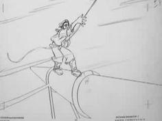 © Walt Disney Pictures © Buena Vista Distribution  Animation by Jin Kim Animation Supervisors: Glen Keane & John Ripa  http://livlily.blogspot.com/