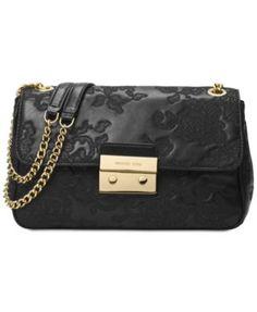 MICHAEL Michael Kors Large Luxe Sloan Chain Shoulder Bag