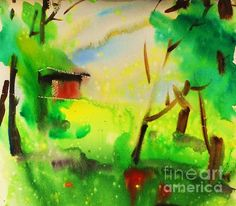 Framed Prints, Canvas Prints, Art Studies, Contemporary Artists, Watercolors, Greeting Cards, Tapestry, Artwork, Summer
