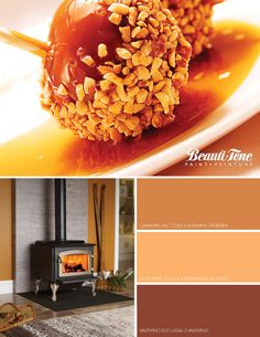 Home Hardware. Month Colors, Home Hardware, Caramel Apples, Color Trends, Color Inspiration, Color Schemes, Choices, September, Make It Yourself