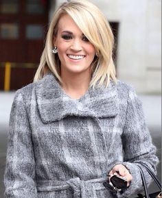 Carrie Underwood in London March 2016