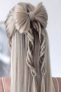 Unique Hairstyles, Pretty Hairstyles, Braided Hairstyles, Wedding Hairstyles, Hairstyle For Women, Creative Hairstyles, Hair Reference, Hair Dos, Hair Styls