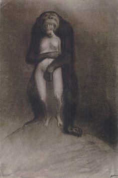 Surrealism and Visionary art: Alfred Kubin