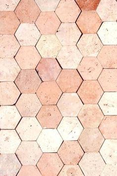 Shop an Antique terra cotta hexagonal flooring imported from France here at Pittet Architecturals. We have great collection of hexagonal flooring tiles, Mosaic Tiles. Stone Flooring, Kitchen Flooring, Kitchen Tiles, Flooring Tiles, Floors, Terracota, Tiles Uk, Mosaic Tiles, Hex Tile