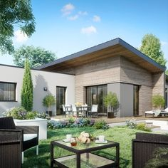 Surface Habitable, Construction, Garage, Future House, Homes, Building, Carport Garage, Garages, Car Garage