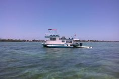 "Check out this awesome listing on Airbnb: 40' HOUSEBOAT   ""FREE SPIRIT"" in Key West"