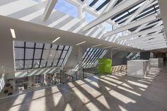 Ryan Partnership Offices by von Weise associates, Chicago – Illinois » Retail Design Blog