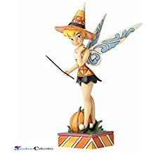 Jim Shore Disney Traditions by Enesco Halloween Tinker Bell 4057949