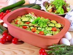 Y si preparamos los vegetales al horno en las marmitas romertopf?
