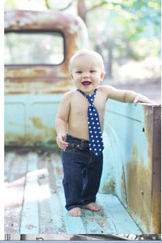 First Birthday Pictures! @Devin Harris we have to do this with Wyatt with the old truck at Sharrons