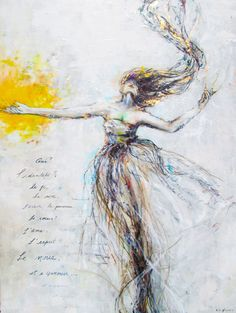 Kim Normandin L'identitée Folk Art, Abstract, Artwork, Painting, Inspiration, Summary, Biblical Inspiration, Work Of Art, Popular Art