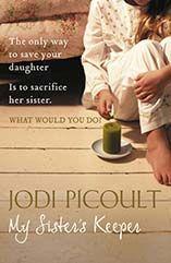 Jodi Picoult. Sad sad book!