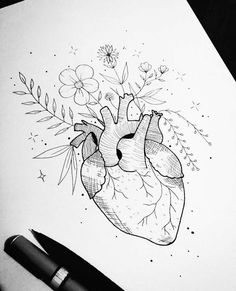 Find the perfect tattoo and inspiration to make your tattoo. Drawing created by artist Felipe Ramos from São Paulo. The post Find the perfect tattoo and inspiration to make your tattoo. appeared first on DIY Fashion Pictures. Tumblr Drawings, Art Drawings Sketches, Easy Drawings, Tattoo Drawings, Tattoo Sketches, Tumblr Art, Lyric Drawings, Detailed Drawings, Cute Tattoos
