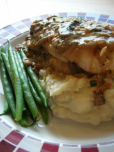 Stuffed Chicken Marsala - recipe is from Olive Garden but this sauce is different. Chicken and stuffing is excellent, will try this sauce next time.  Make sure to use dry marsala.  Very Very good.