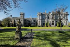 ARDRAHAN, IRELAND STATS 8 BEDROOMS 8 BATHS 2 HALF BATHS 14,500 SQ. FT. $9 MILLION Pedigree: The romance of bygone eras abides at this landma...