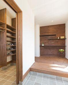 Trendy home plans design modern Ideas Japanese Home Design, Japanese House, Home Interior, Interior Architecture, Porch Kits, Building A Porch, Home Improvement Loans, House With Porch, House Entrance