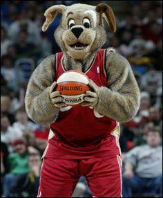 Mascotas de la NBA