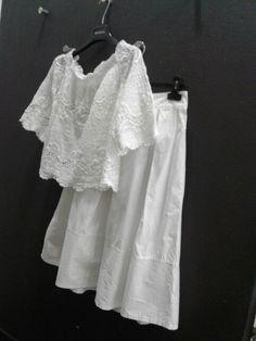 Bianco.....sempre bellissimo per l'estate !!!!!!!!!