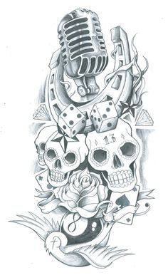 Tattoos Fonts Ideas Designs Pictures Images: Old School Tattoos Styles Designs Photos