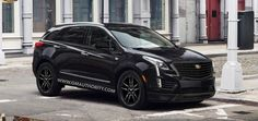 Cadillac XT5 Midnight Edition I WANT THIS ONE!!!!