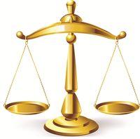 Balanza de la Justicia (Themis) Logo Vector Download