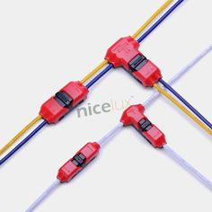 5pcs Quick Splice Scotch Lock Wire Wiring Connector for 1 Pin 2 Pin 22 18AWG LED Strip Wire Car Audio Cable Terminals Crimp-in Connectors from Home Improvement on Aliexpress.com | Alibaba Group