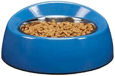 Guardian Gear 22 No-Spill Melamine Bowl for Pets, Mineral Blue * Find out more details by clicking the image : Dog bowls Dog Feeding, Pet Bowls, Pets, Small Dogs, Dog Food Recipes, Image Dog, Blue Check, Image Link, Minerals