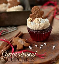 tons of easy christmas cupcake recipes