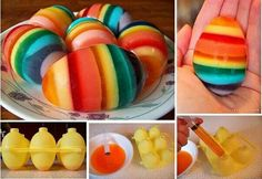 Easter Egg Jello Shots