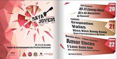 Campomaiornews: RAYA JOVEM SUMMER FEST, de 20 a 22 de Julho no Par...