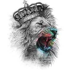King Lion is a T Shirt designed by clingcling to illustrate your life and is available at Design By Humans
