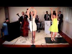 Bad Romance - Vintage 1920's Gatsby Style Lady Gaga Cover ft. Ariana Savalas & Sarah Reich - YouTube