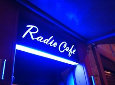 See 8 photos from 156 visitors to Radio Café. Rome Nightlife, Night Life, Neon Signs, Entertainment, City, Te Amo, Cities, Entertaining