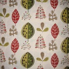 Vintage Fabric from the 1950's