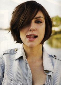 1000 Images About Bob Haircuts On Pinterest Katie