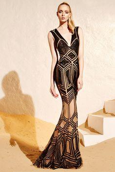 Zuhair Murad Resort 2015 Fashion Show Collection Haute Couture Style, Couture Mode, Couture Fashion, High Fashion, Fashion Show, Fashion Design, Net Fashion, Dress Fashion, Zuhair Murad Spring 2015
