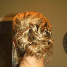 Updo for Prom.