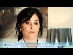Capsulotomia con Laser Yag   Dra. Moreno - Clinica Rementeria - http://www.cirugiaocular.com